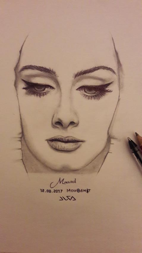 Adele by Mouad
